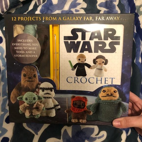 Star Wars Other - Star Wars Crochet Kit
